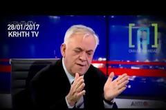 Κύριε Δραγασάκη θυμηθείτε, όταν μας λέγατε ψευδώς,ότι δεν θα πάρετε ούτε 1 ευρώ μέτρα και πείτε μας ποιά ΤΙΜΩΡΙΑ ΑΡΜΟΖΕΙ ΣΕ ΟΛΟΥΣ ΣΑΣ....(ΒΙΝΤΕΟ)