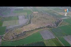 Εντυπωσιακά πλάνα με drone από τη μεγαλύτερη Μυκηναϊκή ακρόπολη της Ελλάδας (vid)