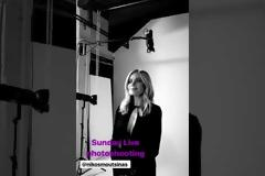 Νίκος Μουτσινάς-Ζέτα Μακρυπούλια: Δείτε τα πρώτα πλάνα από την επίσημη φωτογράφηση για το Sunday Live!