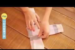 Το κόλπο για να διπλώνετε σωστά τις κάλτσες [video]