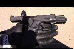 Βολή με το νέο πιστόλι Type B 9mm της ARCHON Firearms - SHOT Show 2018 (2 ΒΙΝΤΕΟ)