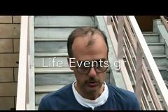 Πυροβολισμοί κατά τη διάρκεια αστυνομικής επιχείρησης στη Θεσσαλονίκη (βίντεο)