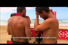 Survivor: Ξέσπασε ο Κρητικός στον Χάρο! «Μην μου ξαναμιλήσεις όταν παίζω!» [video]