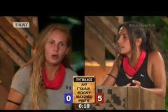 Survivor 2: Ο Τανιμανίδης ζήτησε εξηγήσεις από Δαλάκα και Σαλταφερίδου