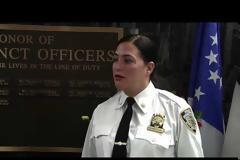 Μια Ελληνίδα Αξιωματικός στο NYPD (ΒΙΝΤΕΟ)